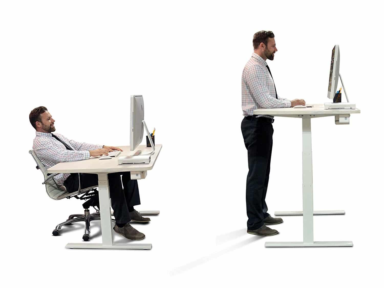 Meilleur bureau assis debout top et comparatif