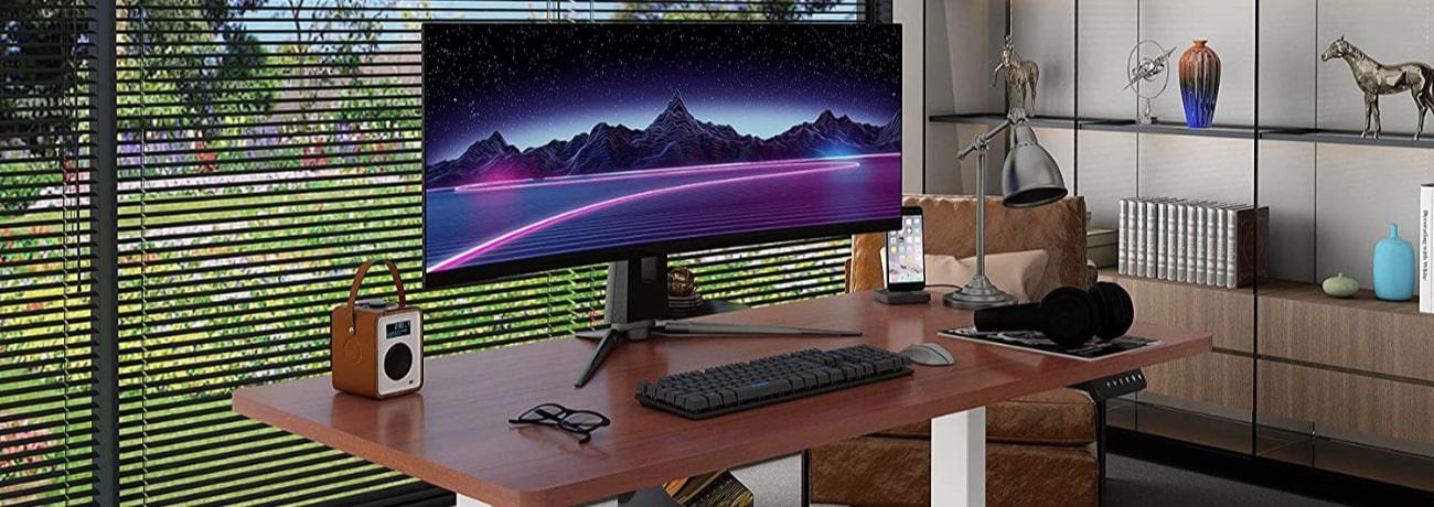 meilleur bureau assis debout électrique